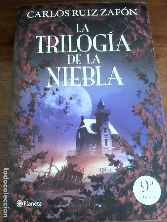 Carlos Ruiz Zafón La Trilogía De La Niebla Sold Through Direct Sale 127838443