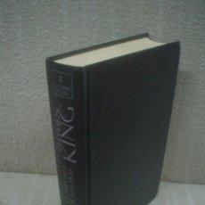 Libros de segunda mano: STEPHEN KING: LA LLEGADA DE LOS TRES (LA TORRE OSCURA II). Lote 128319259