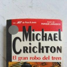 Libros de segunda mano: EL GRAN ROBO DEL TREN. Lote 128704288