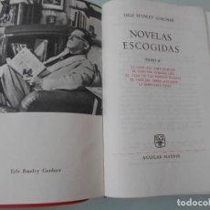 Libros de segunda mano: STANLEY GARNER TOMO II - 5 NOVELAS - PÁGINAS 1.196 AGUILAR 1963. Lote 129316563