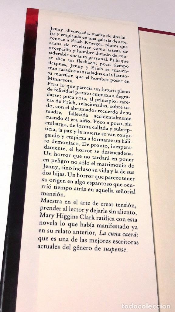 Libros de segunda mano: UN GRITO EN LA NOCHE - MARY HIGGINS CLARK - 1991 - Foto 4 - 130129203