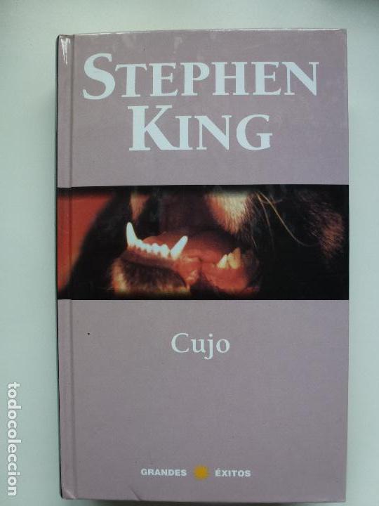 STEPHEN KING. CUJO (Libros de segunda mano (posteriores a 1936) - Literatura - Narrativa - Terror, Misterio y Policíaco)