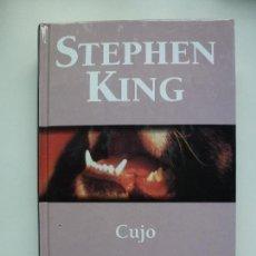 Libros de segunda mano: STEPHEN KING. CUJO. Lote 130538374