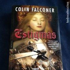 Libros de segunda mano: ESTIGMAS. COLIN FALCONER. Lote 130801468