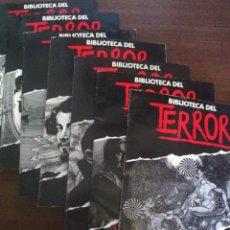 Libros de segunda mano: BIBLIOTECA DEL TERROR - EDICIONES FORUM - 7 EJEMPLARES, 1982 (NUMS. 52, 53, 54, 61, 62, 78 Y 89). Lote 130834324