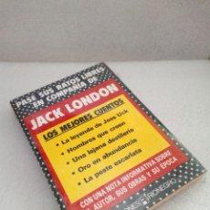 Libros de segunda mano: JACK LONDON LOS MEJORES CUENTOS EDITORIAL RIOGRANDE PRECINTADO STOCK LIBRERIA. Lote 131353350