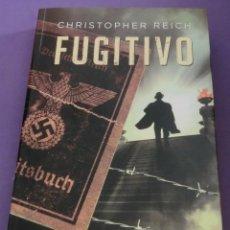 Libros de segunda mano: EL FUGITIVO - CHRISTOPHER REICK [LIBRO EN BUEN ESTADO]. Lote 131540866