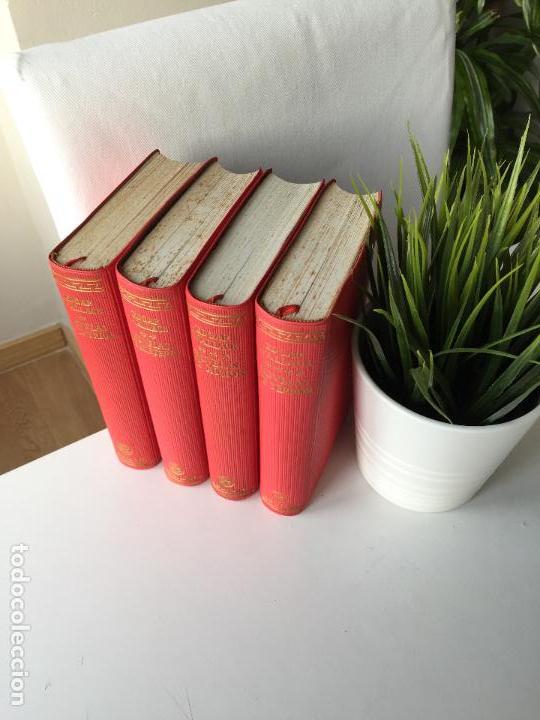 Libros de segunda mano: EDGAR WALLACE NOVELAS DE INTRIGA, MISTERIO ACCIÓN Y TERROR - AGUILAR EL LINCE ASTUTO Y MARCAPAGINAS - Foto 2 - 132241946
