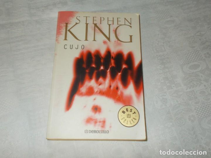 STEPHEN KING CUJO (Libros de segunda mano (posteriores a 1936) - Literatura - Narrativa - Terror, Misterio y Policíaco)