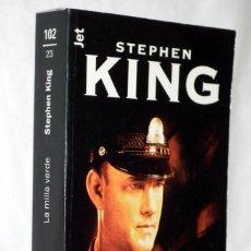 Libros de segunda mano: LIBRO STEPHEN KING - LA MILLA VERDE. Lote 133022854