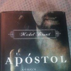 Libros de segunda mano: EL APÓSTOL NÚMERO 13 DE MICHEL BENOIT.. Lote 133097046