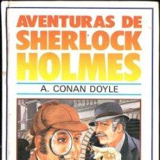 Libros de segunda mano: CONAN DOYLE : AVENTURAS DE SHERLOCK HOLMES (SUSAETA, 1991). Lote 133688722