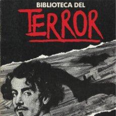 Libros de segunda mano: ANTOLOGÍA DE TERROR CLÁSICO ESPAÑOL -II TOMOS-, CARLOS JOSÉ COSTAS -DIR-. Lote 133870398