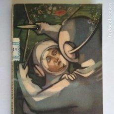 Libros de segunda mano: EL SANTO HOMBRE AL AGUA, Nº 2 POR LESLIE CHARTERIS - PRIMERA EDICION ABRIL 1957. Lote 133916838