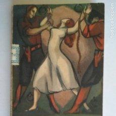 Libros de segunda mano: EL SANTO JUEGA CON FUEGO, Nº 3 POR LESLIE CHARTERIS - PRIMERA EDICION FEBRERO 1957. Lote 133917026
