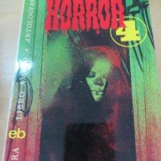 Libros de segunda mano: HORROR 4 RECOPILACIÓN KURT SINGER EDIT BRUGUERA 1ª EDICIÓN 1976. Lote 134835602