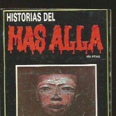 Libros de segunda mano: HISTORIAS DEL MAS ALLÁ.HISTORIAS CRIMENES REALES.(1960)('?).BRUJA MUERE.DALIA NEGRA.ESTRANGULADORA.. Lote 135410630