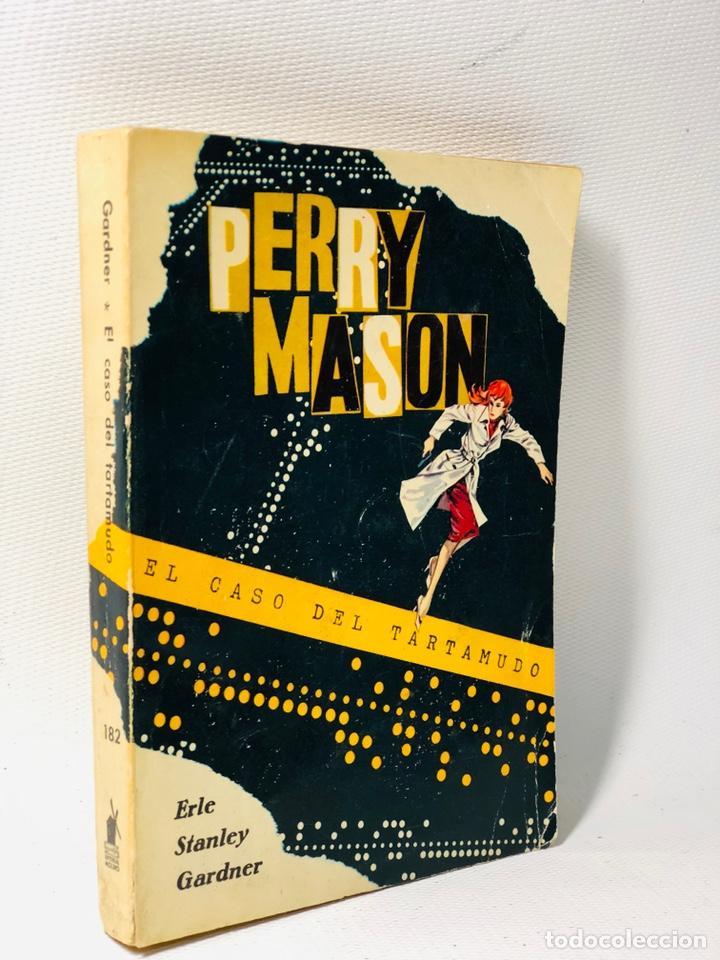 EL CASO DEL TARTAMUDO · PERRY MASON · ERLE STANLEY GARDNER (Libros de segunda mano (posteriores a 1936) - Literatura - Narrativa - Terror, Misterio y Policíaco)