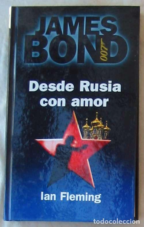Usado, DESDE RUSIA CON AMOR - JAMES BOND 007 - IAN FLEMING - RBA 1999 - VER DESCRIPCIÓN segunda mano