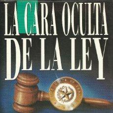Libros de segunda mano - Jay Brandon-La cara oculta de la ley.Ediciones B.1993. - 135953046