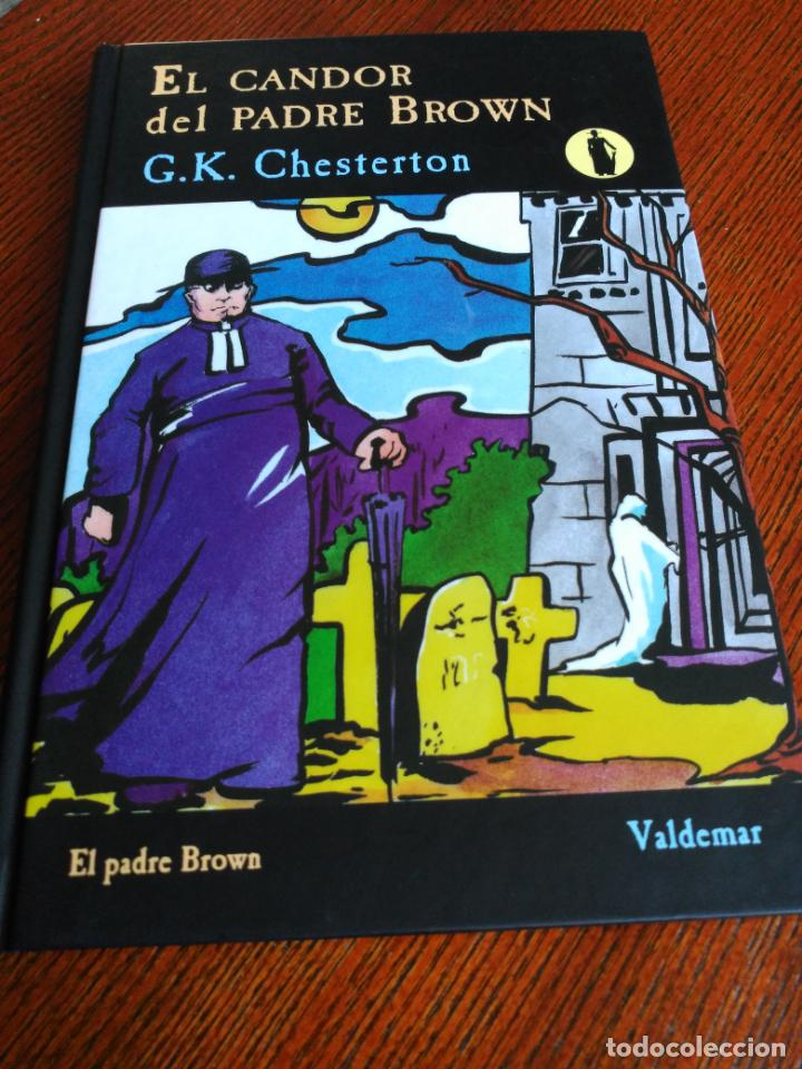 G. K. Chesterton - El candor del padre Brown - Valdemar, usado segunda mano