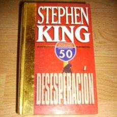 Libros de segunda mano - STEPHEN KING - DESESPERACION - ORBIS FABRI - 139346618