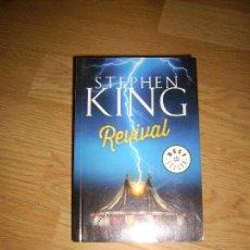 Libros de segunda mano: STEPHEN KING - REVIVAL - DEBOLSILLO. Lote 139348990