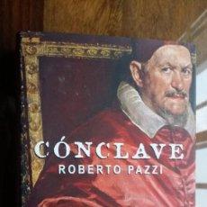 Libros de segunda mano: CÒNCLAVE, ROBERTO PAZZI. Lote 139659514