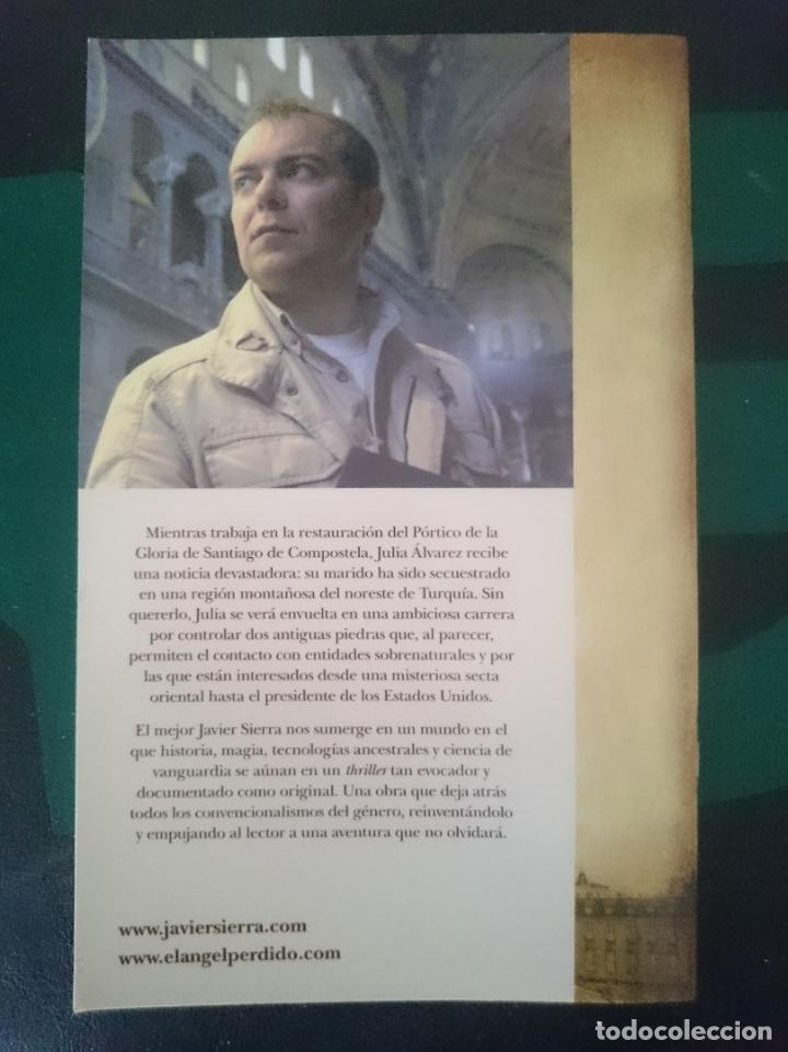 fragmento novela de el angel perdido - javier s - Comprar Libros de ...