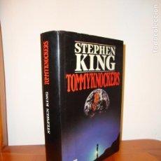 Libros de segunda mano: TOMMYKNOCKERS - STEPHEN KING - PLAZA & JANÉS - PRIMERA EDICIÓN: 1989, MUY BUEN ESTADO. Lote 139916618