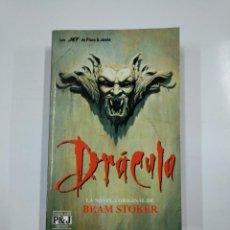 Libros de segunda mano: DRACULA. BRAM STOKER. PLAZA JANES. TDK181. Lote 139952426