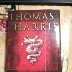 Libros de segunda mano: HANNIBAL - THOMAS HARRIS - 1ª EDICIÓN 1999. Lote 140166058
