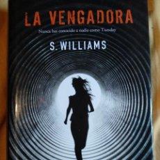 Libros de segunda mano: LA VENGADORA S. WILLIAMS EDICIONES B NUEVO. Lote 140338986