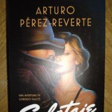 Libros de segunda mano: ARTURO PEREZ REVERTE SABOTAJE TERCERA PARTE DEL DETECTIVE FALCO ALFAGUARA NUEVO. Lote 140339090