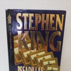 Libros de segunda mano: PESADILLAS Y ALUCINACIONES-STEPHEN KING-1ªEDICIÓN 1994-GRIJALBO. Lote 140549668