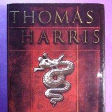 Libros de segunda mano: HANNIBAL / THOMAS HARRIS / 1ª EDICIÓN 1999. GRIJALBO. Lote 140663978