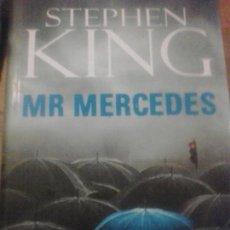 Libros de segunda mano: MR. MERCEDES - STEPHEN KING - PLAZA & JANÉS TAPA DURA. Lote 140810522