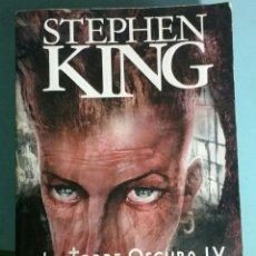 Libros de segunda mano: STEPHEN KING. LA TORRE OSCURA IV. LA BOLA DE CRISTAL. Lote 141827929