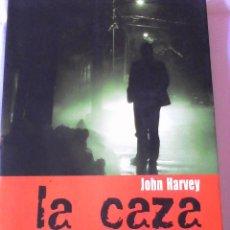 Livres d'occasion: JOHN HARVEY. LA CAZA. . Lote 142426850