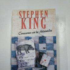 Libros de segunda mano: CORAZONES EN LA ATLÁNTIDA. STEPHEN KING. CIRCULO DE LECTORES. TDK276. Lote 142719250