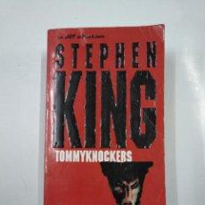 Libros de segunda mano: TOMMYKNOCKERS. STEPHEN KING. TDK276. Lote 142719462