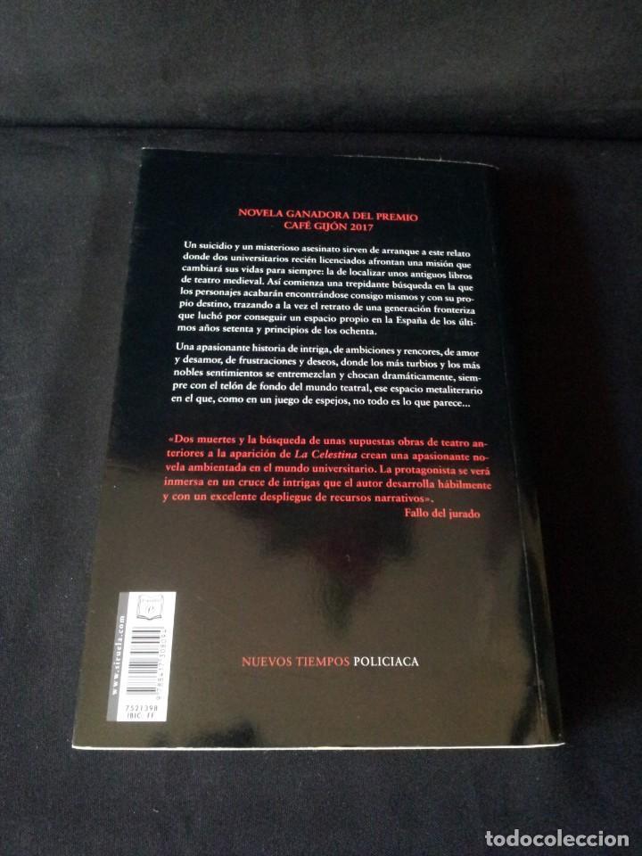 Libros de segunda mano: PEDRO A. GONZALEZ MORENO - LA MUJER DE LA ESCALERA - SIRUELA POLICIACA 2018 - Foto 2 - 143737506