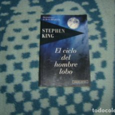Libros de segunda mano: EL CICLO DEL HOMBRE LOBO , STEPHEN KING , EDICION LIMITADA. Lote 143791278
