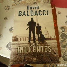 Libros de segunda mano: LOS INOCENTES. Lote 144214386