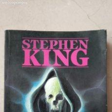 Libros de segunda mano: STEPHEN KING - HISTORIAS FANTASTICAS 1ª EDICIÓN FEBREO 1987 - 186 PGS. PLAZA JANES. Lote 144409442