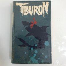 Libros de segunda mano: TIBURON DE PETER BENCHLEY. CIRCULO DE LECTORES. AÑO 1974. Lote 144649290