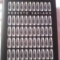 Libros de segunda mano: ROBERTO SAVIANO. GOMORRA. . Lote 144663410