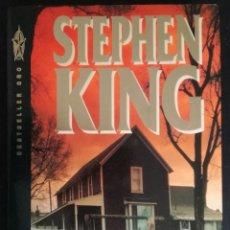 Livros em segunda mão: EL JUEGO DE GERALD - STEPHEN KING; GRIJALBO BESTSELLER ORO; 3ª EDICION, AÑO 1993. Lote 238333925