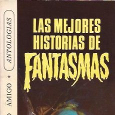 Libros de segunda mano: LIBRO LAS MEJORES HISTORIAS DE FANTASMAS HAGELAND BRUGUERA. Lote 144932678