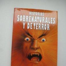 Libros de segunda mano: HISTORIAS SOBRENATURALES Y DE TERROR. WILKIE COLLINS. ULTRAMAR 1996. TAPAS DURAS, RARO.. Lote 145175574